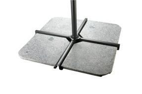 12.5kg Granite Base for  Cantilever Parasol